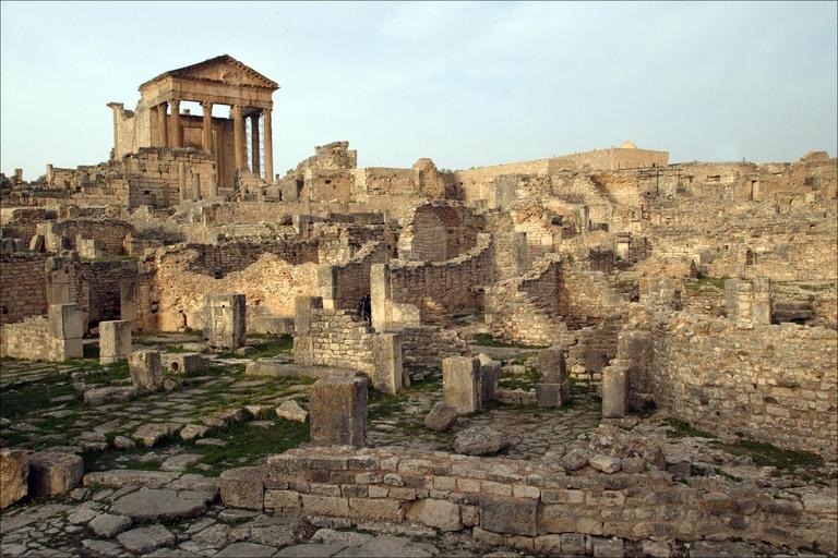 roman-city-ruins-dougga